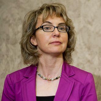 Former Arizona Representative Gabrielle Giffords