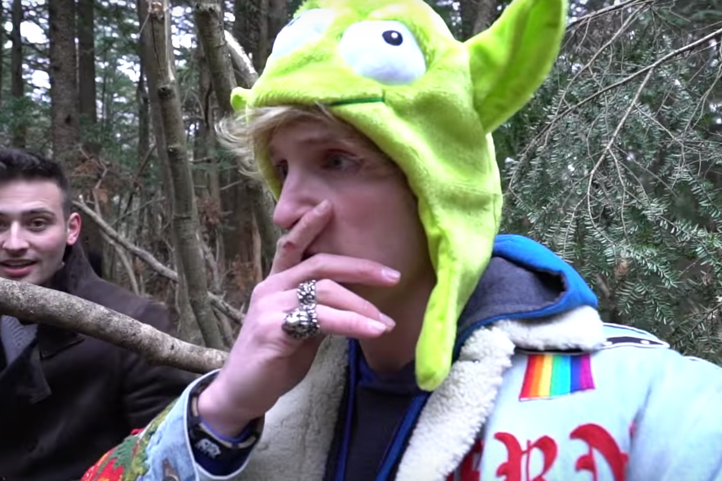 Uncut Worldstar Vines Great logan paul posts suicide forest video on youtube