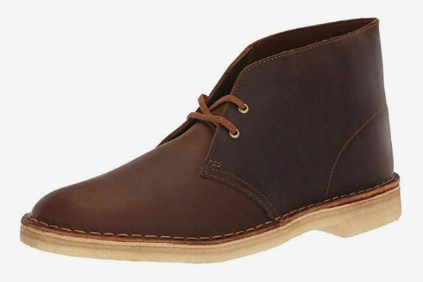 Clarks Originals Men's Desert Boot, Beeswax Leather