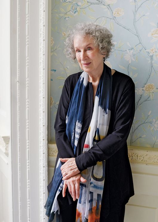 Margaret Atwood, New Statesman UK, October 31, 2014