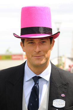 Bear Grylls attends Day One of Royal Ascot on June 15, 2010 in Ascot, England.
