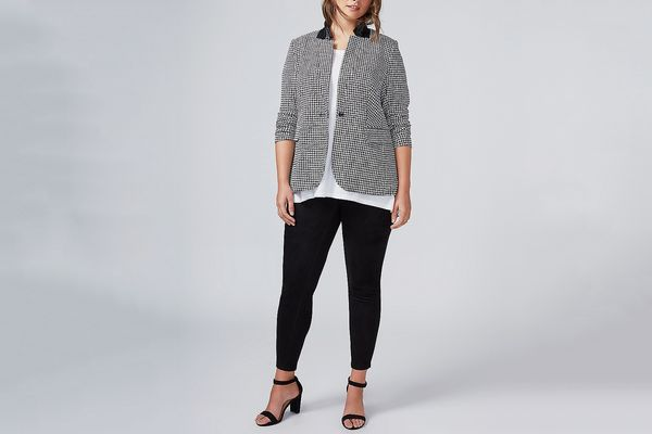 THE BRYANT BLAZER - HOUNDSTOOTH