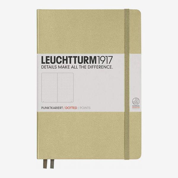 Leuchtturm1917 Hard-Cover Medium A5 Dotted Notebook