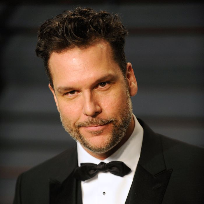 22 Feb 2015, Beverly Hills, California, USA --- Dane Cook attends the 2015 Vanity Fair Oscar Party hosted by Graydon Carter at Wallis Annenberg Center for the Performing Arts on February 22nd, 2015 in Beverly Hills, California. --- Image by ? Jared Milgrim/The Photo Access/The World Access/Corbis