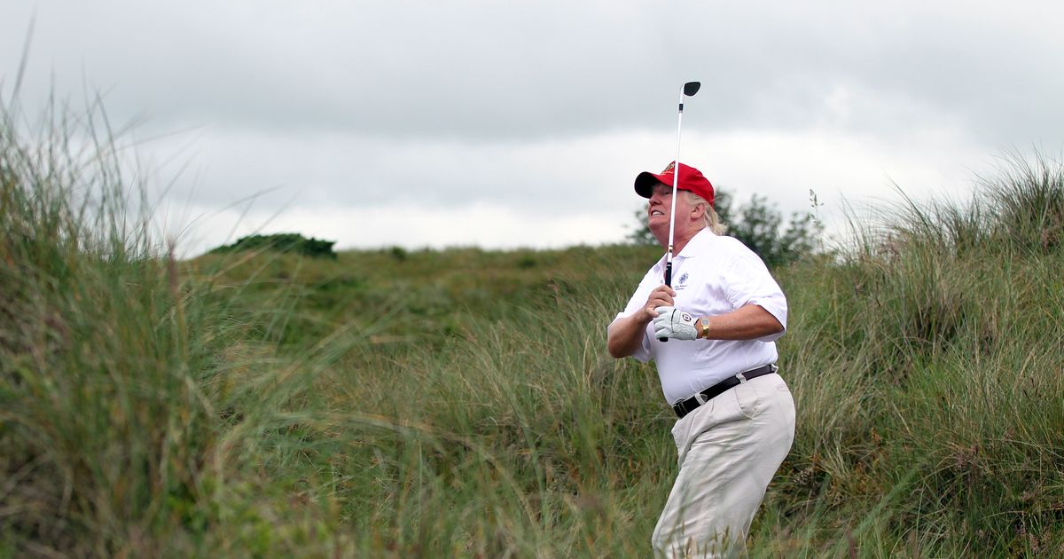 Fox News Tweets That Trump Was at the White House When He Was Actually at His Golf Course