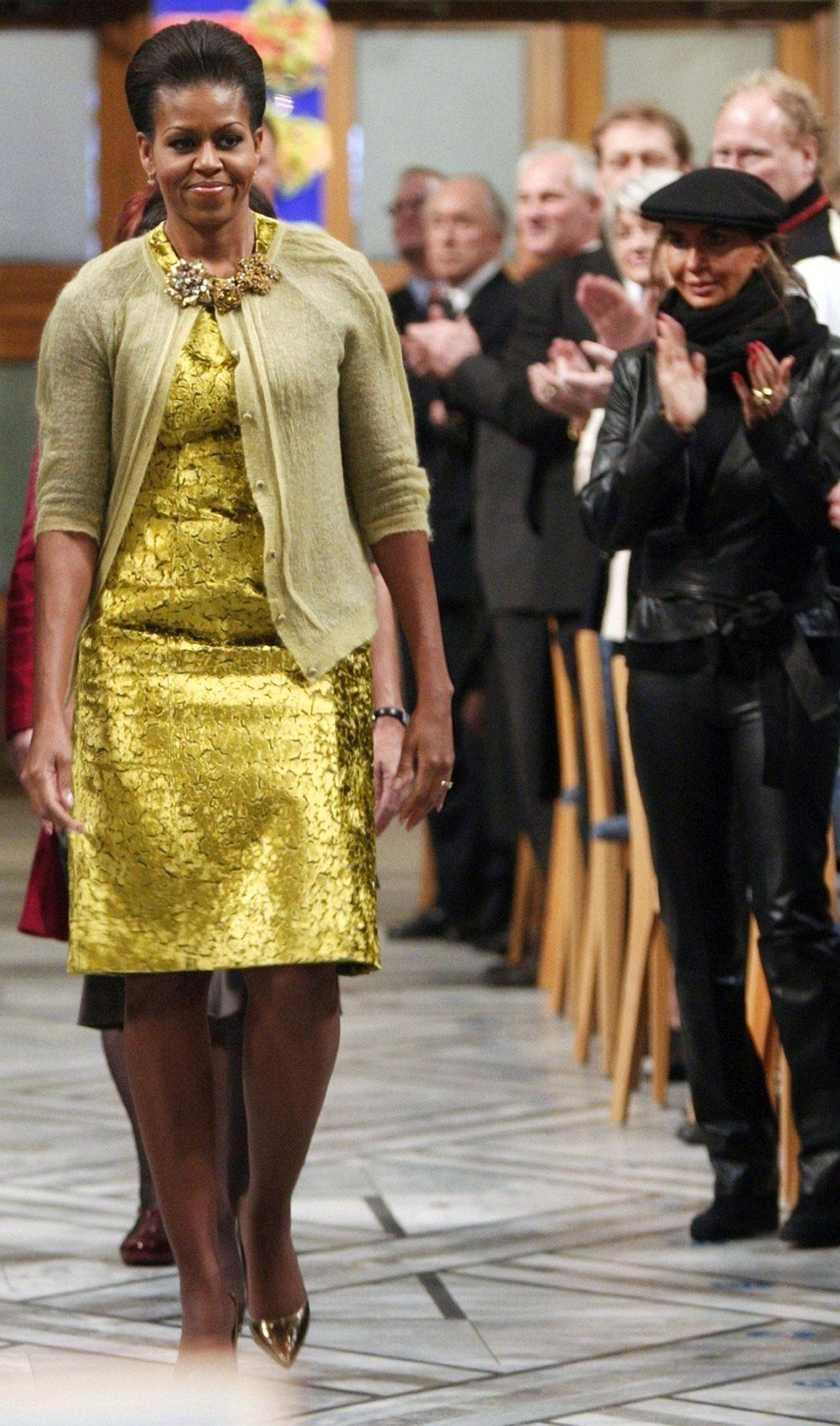 Michelle Obama s Best Looks Ever m 35