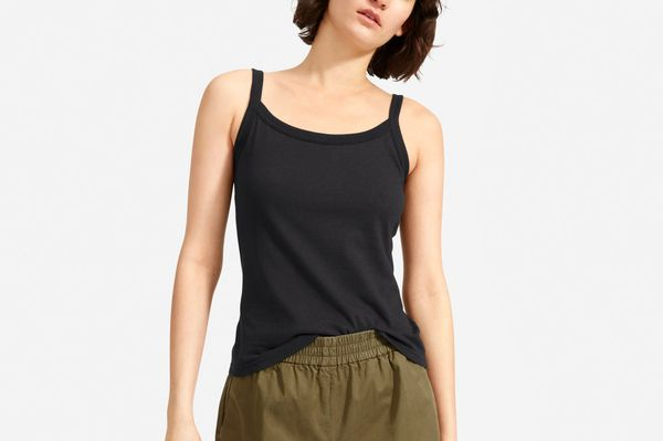 Everlane The Cotton Cami