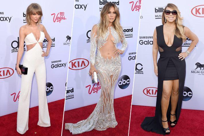 Taylor Swift, Jennifer Lopez, Mariah Carey.