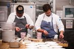 Team-Ups: Inside Matthew Lightner and Sean Brock's Feast Portland Dinner