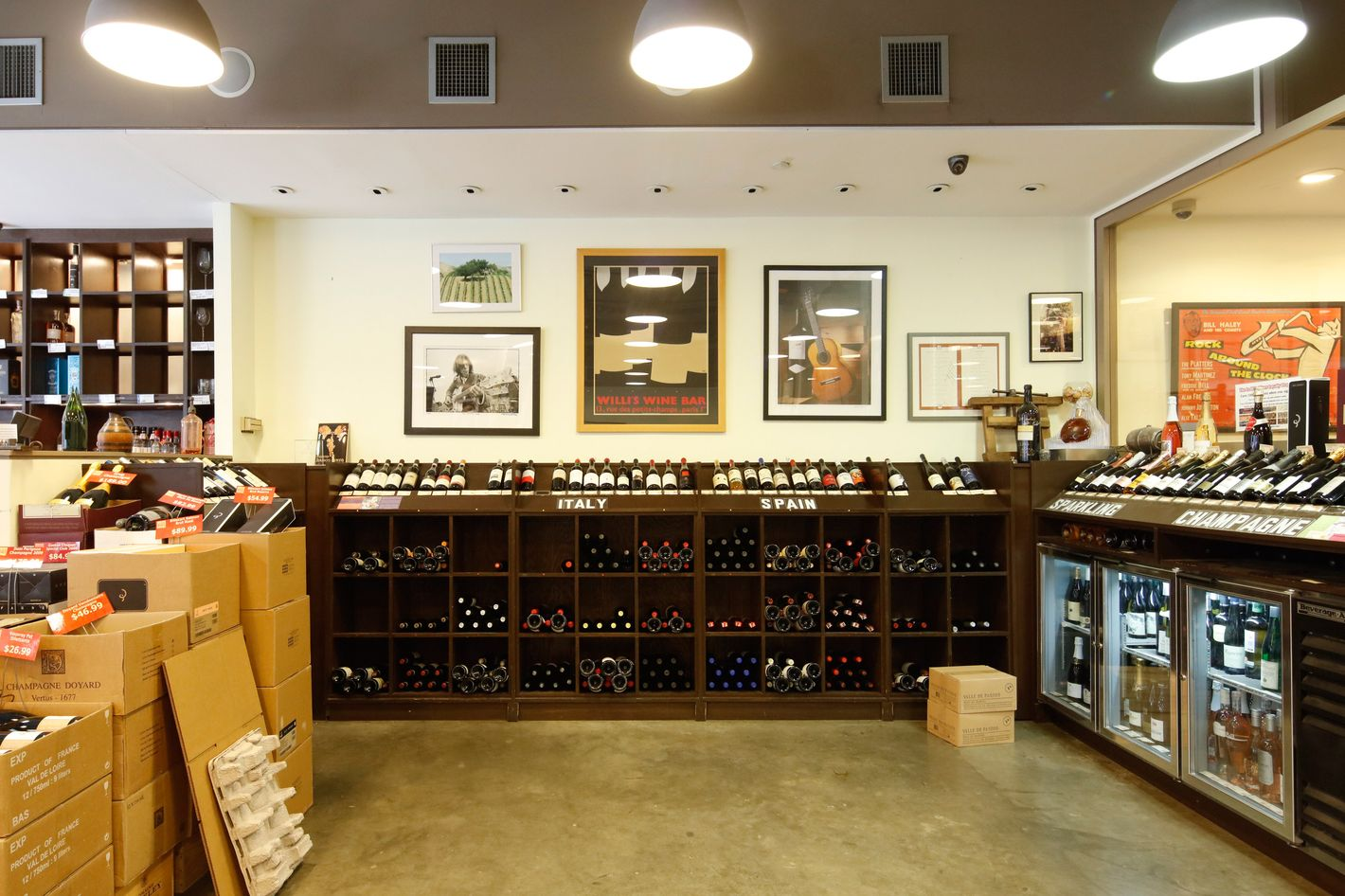 The Absolute Best Wine Shops In Nyc