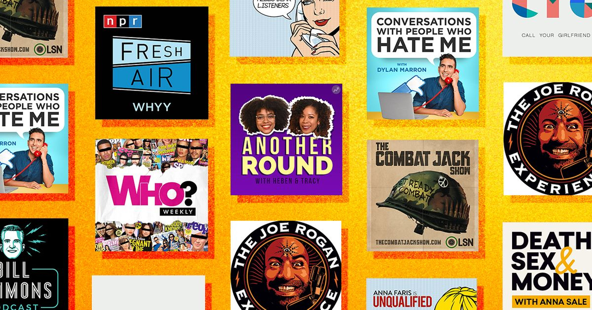 10 Essential Conversation Podcasts That Shaped the Genre