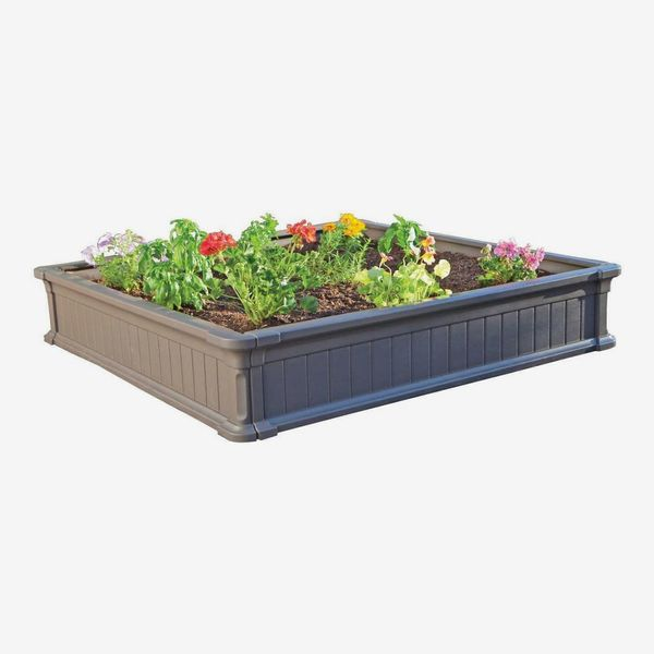 Lifetime 60065 4x4 Raised Garden Bed