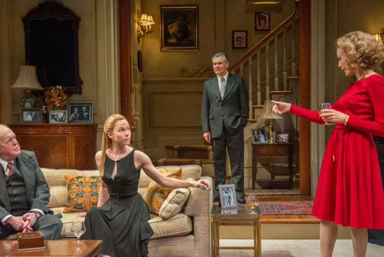 Theater Review: The Chattering Classes Chatter in The City of Conversation