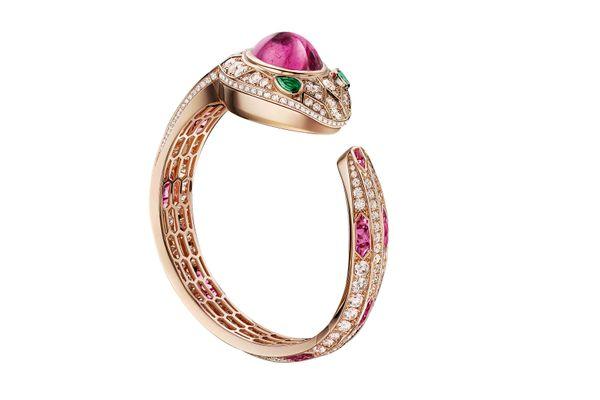 Bulgari Serpenti Secret High Jewelry Watch