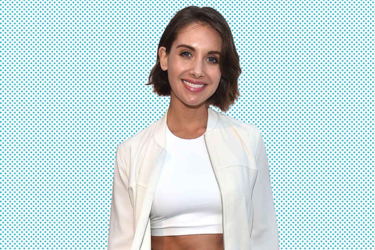 8434124f76 Alison Brie's GLOW Character Wasn't Meant to Be 'Attractive'
