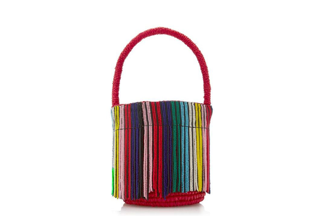 Sensi Studio Beaded Bag