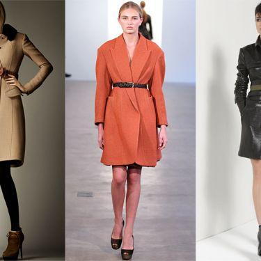Burberry Prorsum, Calvin Klein, Diane von Furstenberg