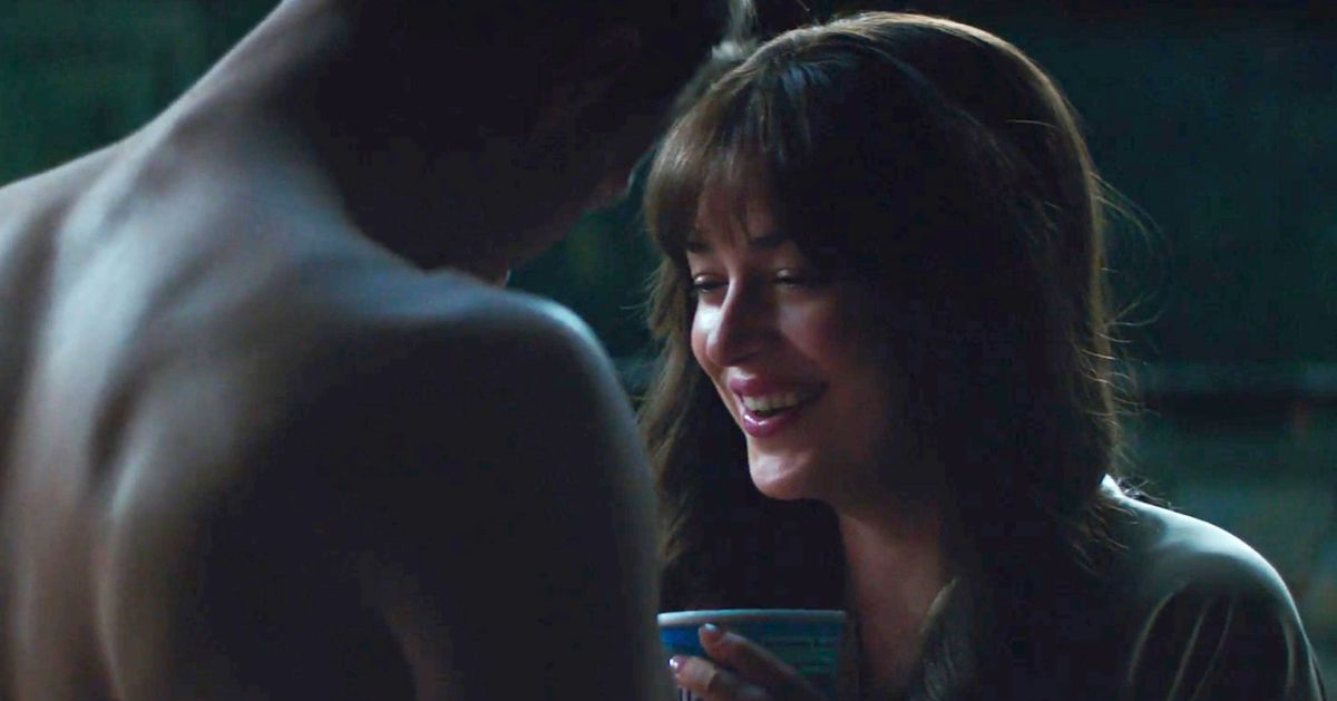We Asked a Gynecologist About That Ice-Cream Scene in Fifty Shades Freed