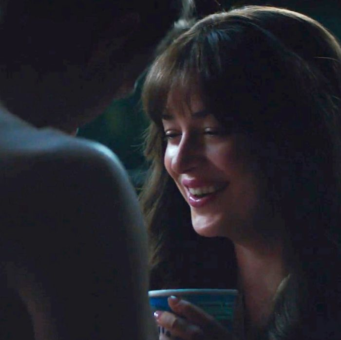 We Asked A Gyno About That Fifty Shades Ice Cream Scene