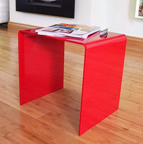 Premium Acrylic Perspex Side End Table