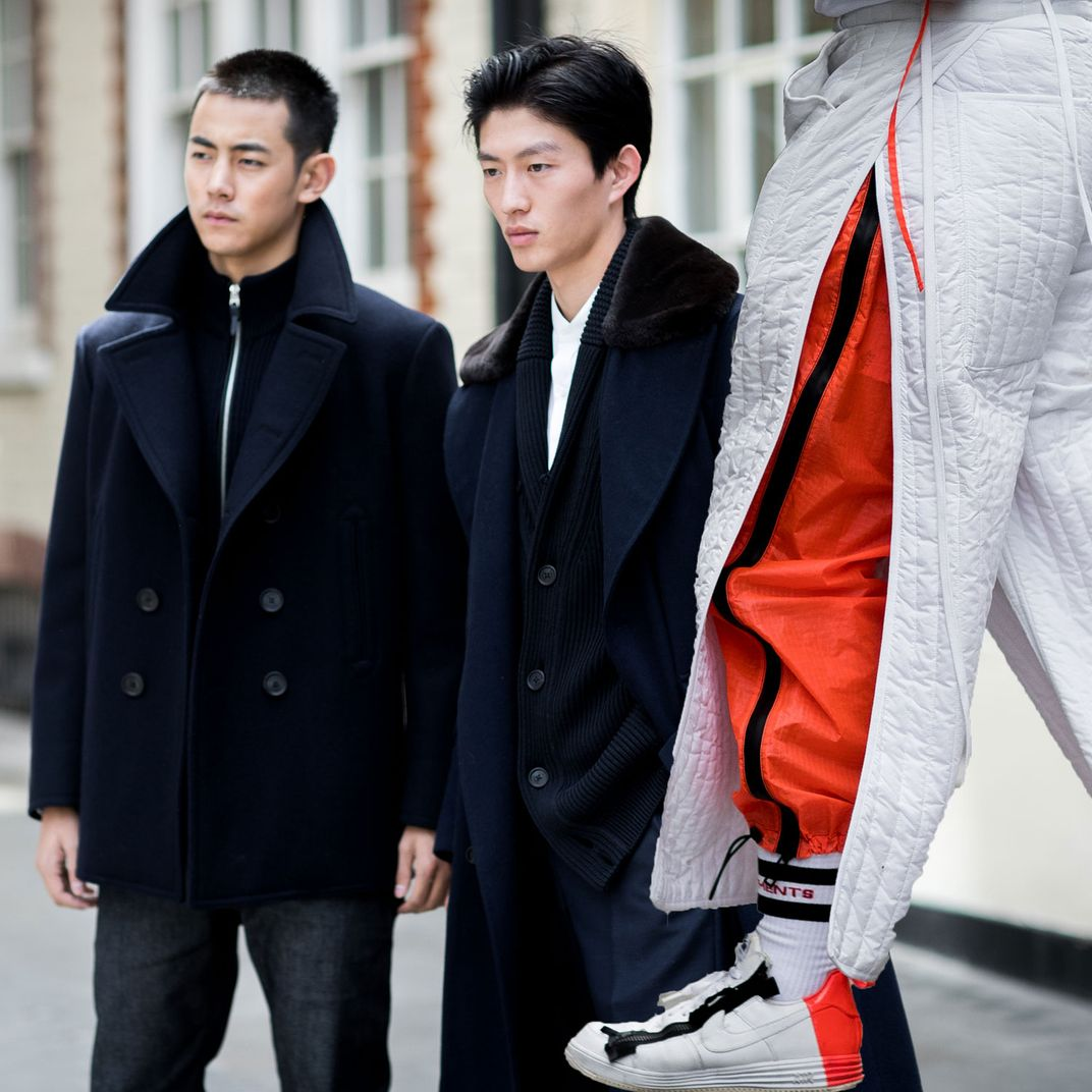 Photos The Best Street Style From London Fashion Week Men S