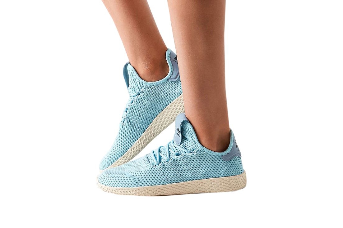 Adidas Originals X Pharrell Williams Tennis Hu Pastel Sneaker