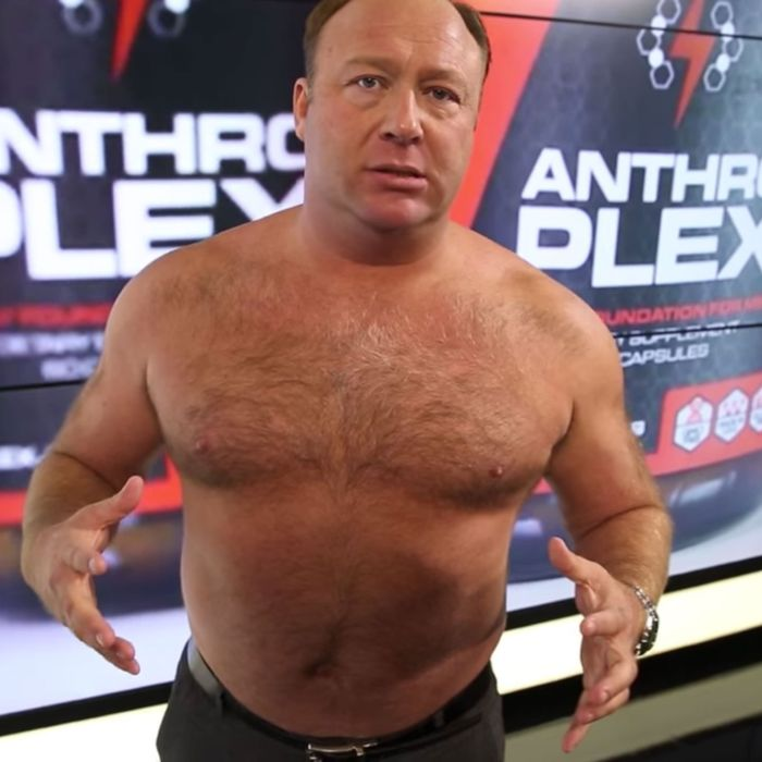 546ef67edf49 Alex Jones s Media Empire Is a Machine Built to Sell Snake-Oil Diet  Supplements