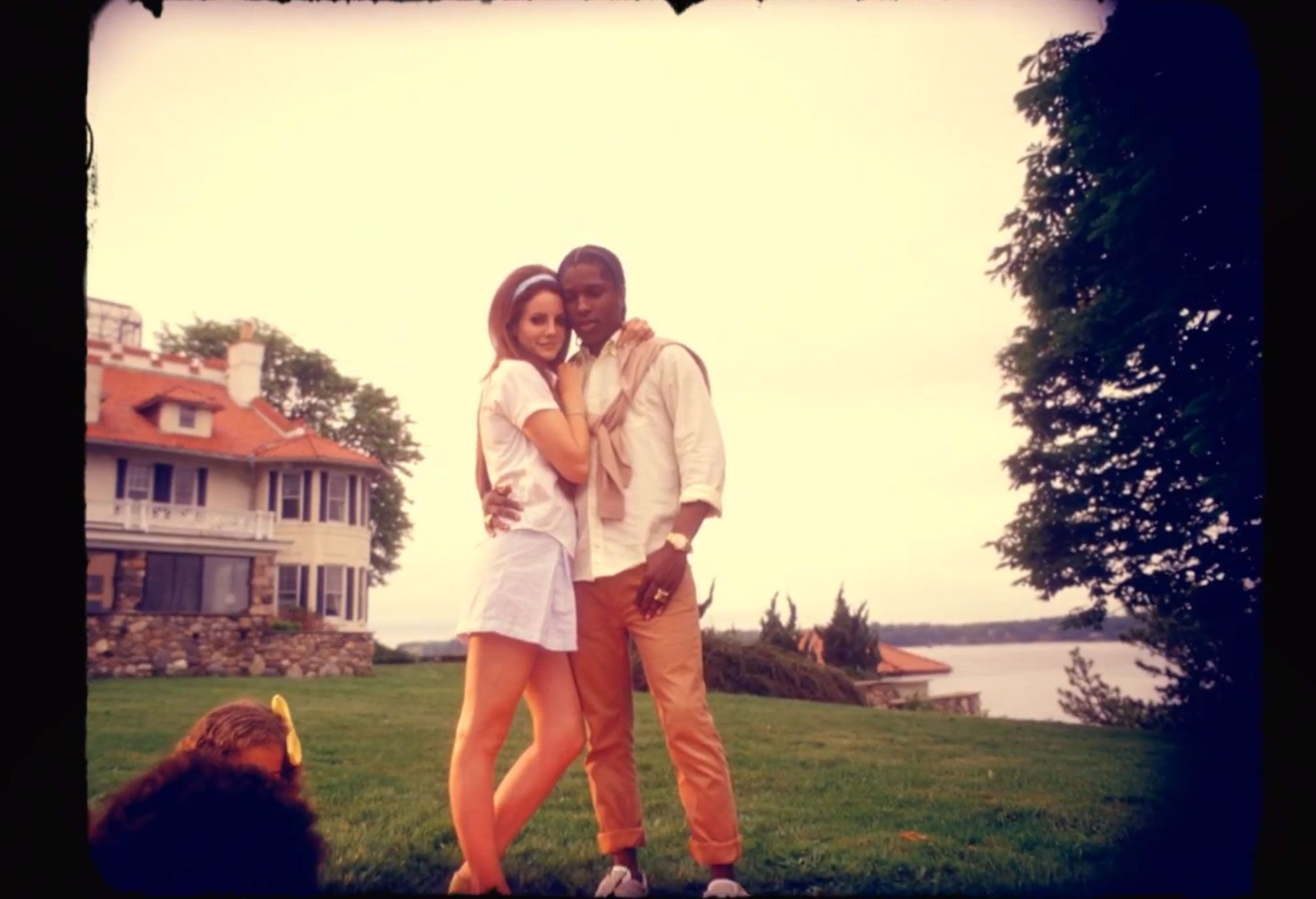 National Anthem Video Lana Del Rey Is Jackie And Marilyn