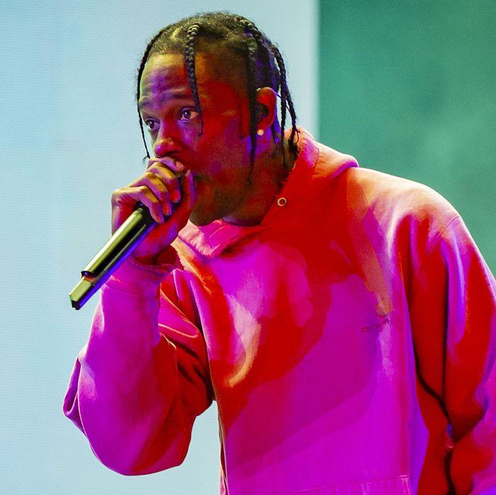 5b1bcf80f32f Travis Scott Made This Year's Plushest Drug-Rap Album