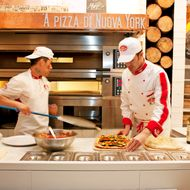 First Look at Ribalta, a Nondenominational Pizzeria and Pizza School