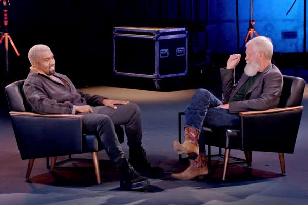 Letterman Chats With Kanye, Ellen, and More in New Trailer for His Netflix Show