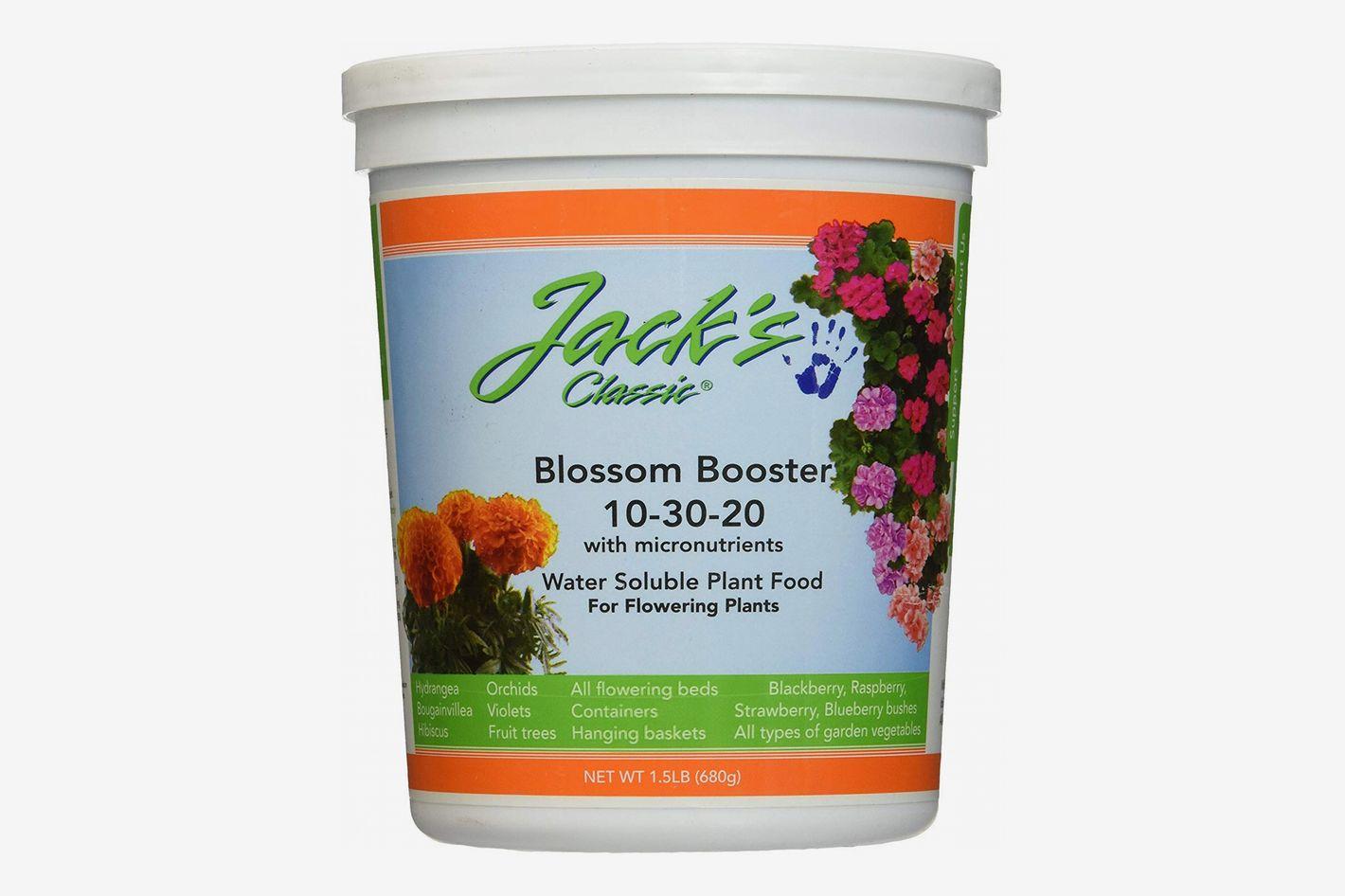 Jack's Classic Blossom Booster Fertilizer 10-30-20