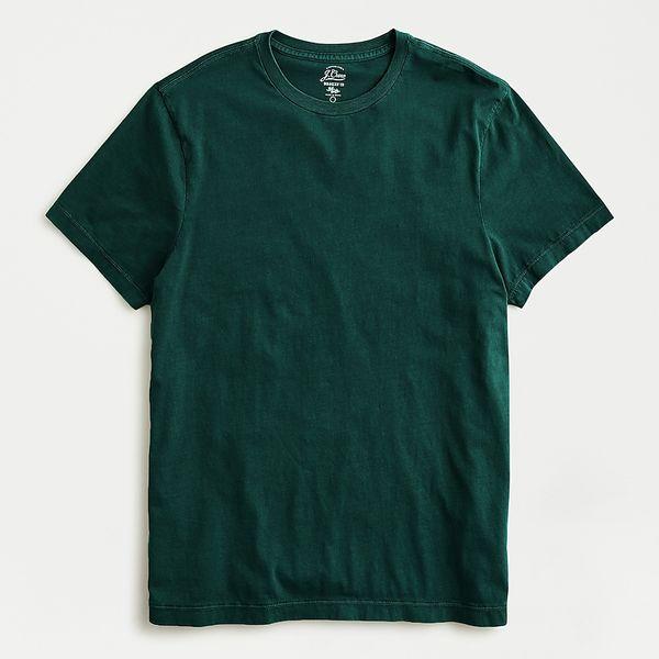 J. Crew Broken-in Short Sleeve T-shirt