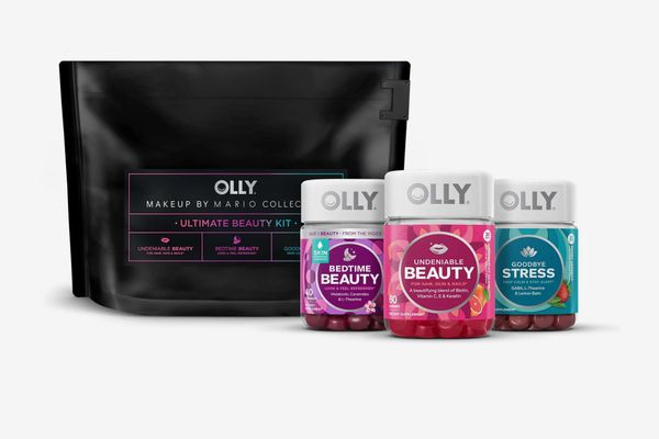Makeup by Mario x OLLY: Ultimate Beauty Kit