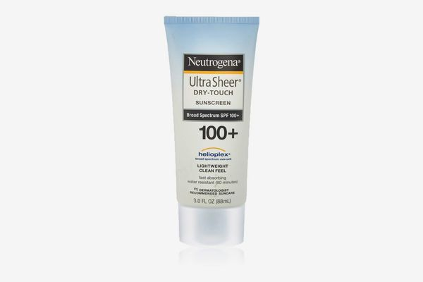 Neutrogena Ultra Sheer Dry-Touch Sunscreen SPF 100, 3 oz.