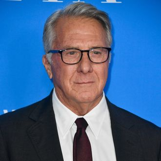 Dustin hoffman sexual harassment