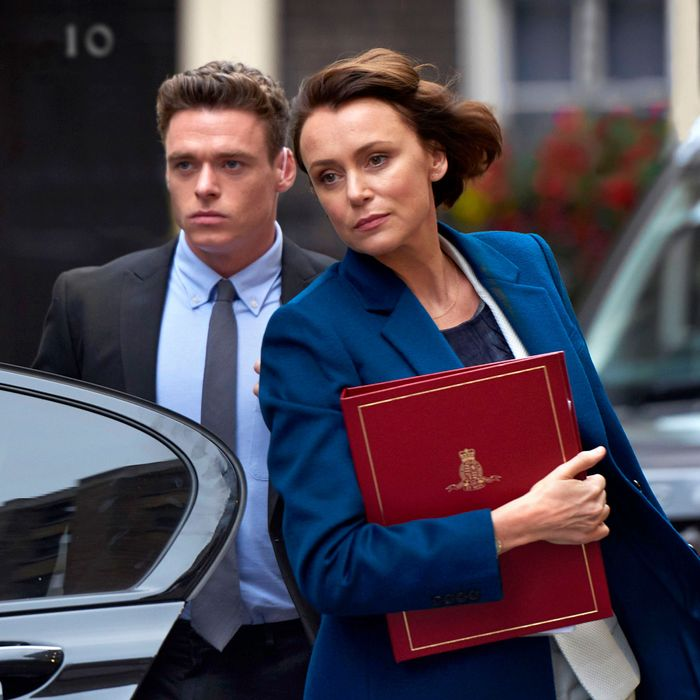 The Horniest Moments From Bodyguard Ma Am