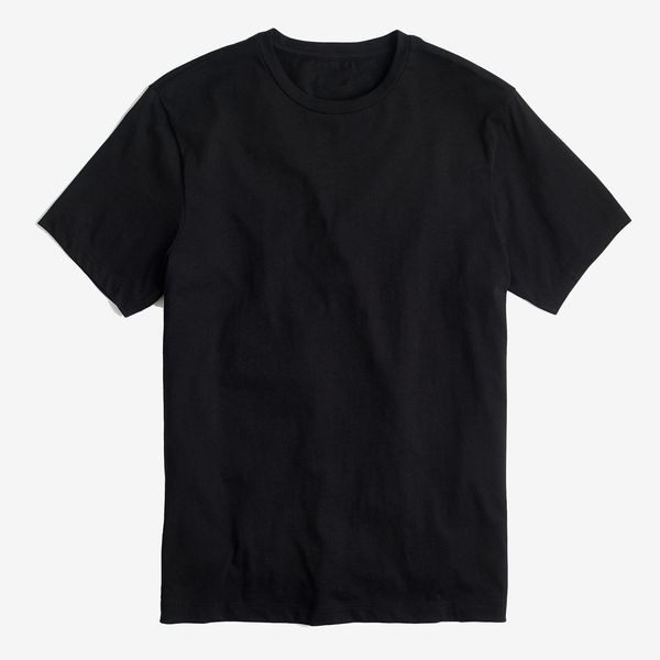 J. Crew Essential crewneck T-shirt
