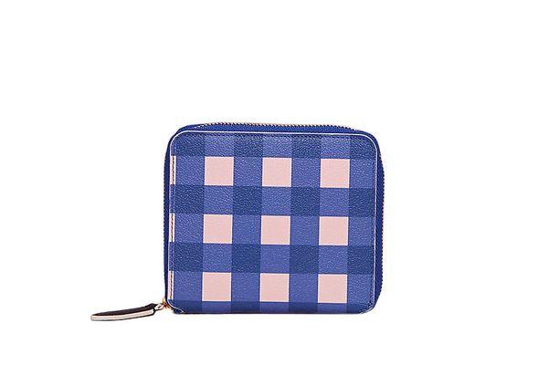 DVF Small Zip-Around Wallet