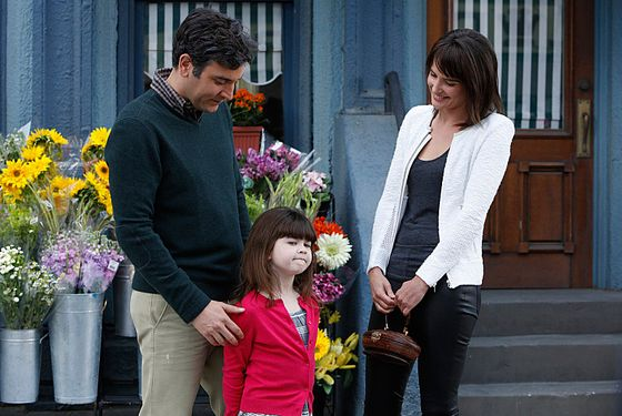 """Last Forever Parts One and Two"" —Ted finally finishes telling his kids the story of how he met their mother, on the special one-hour series finale of HOW I MET YOUR MOTHER, Monday, March 31 (8:00-9:00 PM, ET/PT) on the CBS Television Network.   Pictured: Josh Radnor as Ted, Cobie Smulders as Robin. Photo: Ron P. Jaffe/Fox © 2014 Fox Television. All rights reserved"