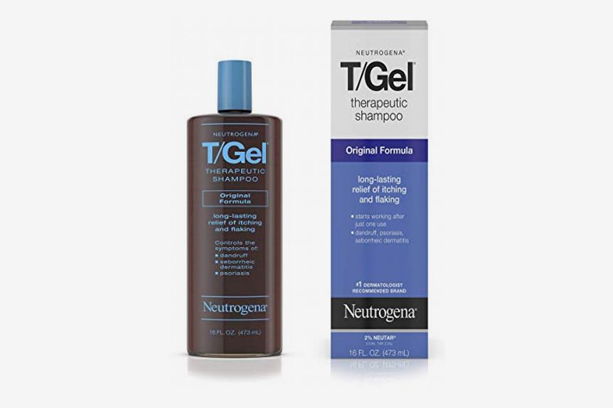 Neutrogena T-Gel Anti-Dandruff Shampoo