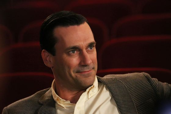 Don Draper (Jon Hamm) - Mad Men - Season 6, Episode 5 - Photo Credit: Michael Yarish/AMC