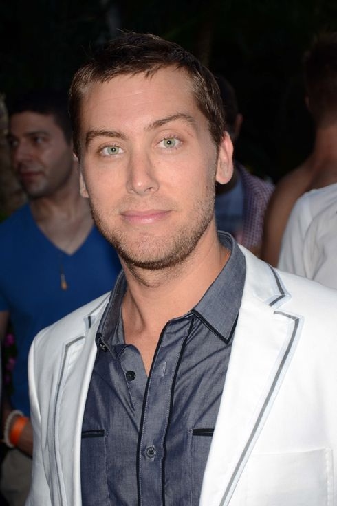 GLAAD Partners with FV Events for Brazilian carnival event, New York.  <P> Pictured: Lance Bass  <P> <B>Ref: SPL302368  020811  </B><BR/> Picture by: Derek Storm / Splash News<BR/> </P><P> <B>Splash News and Pictures</B><BR/> Los Angeles:310-821-2666<BR/> New York:212-619-2666<BR/> London:870-934-2666<BR/> photodesk@splashnews.com<BR/> </P>