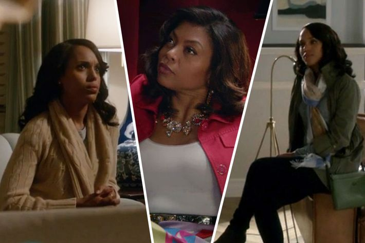 Style Smackdown Olivia Pope Vs Cookie Lyon