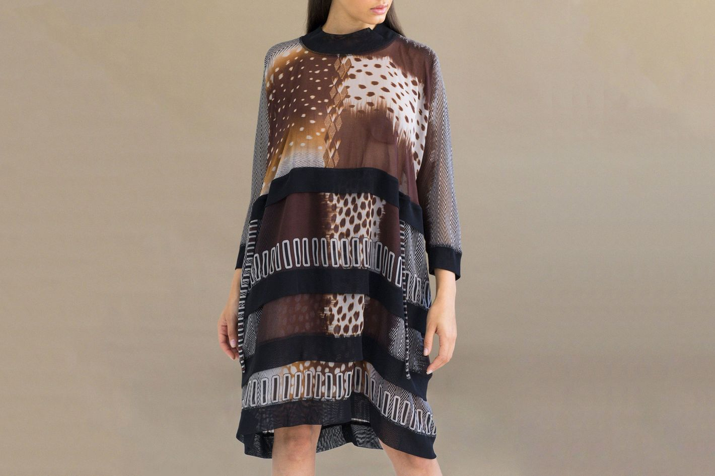 W35T Waterfall Dress
