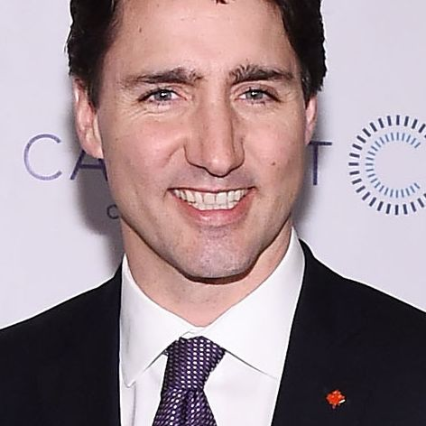 Justin Trudeau, Canada's prime feminist.