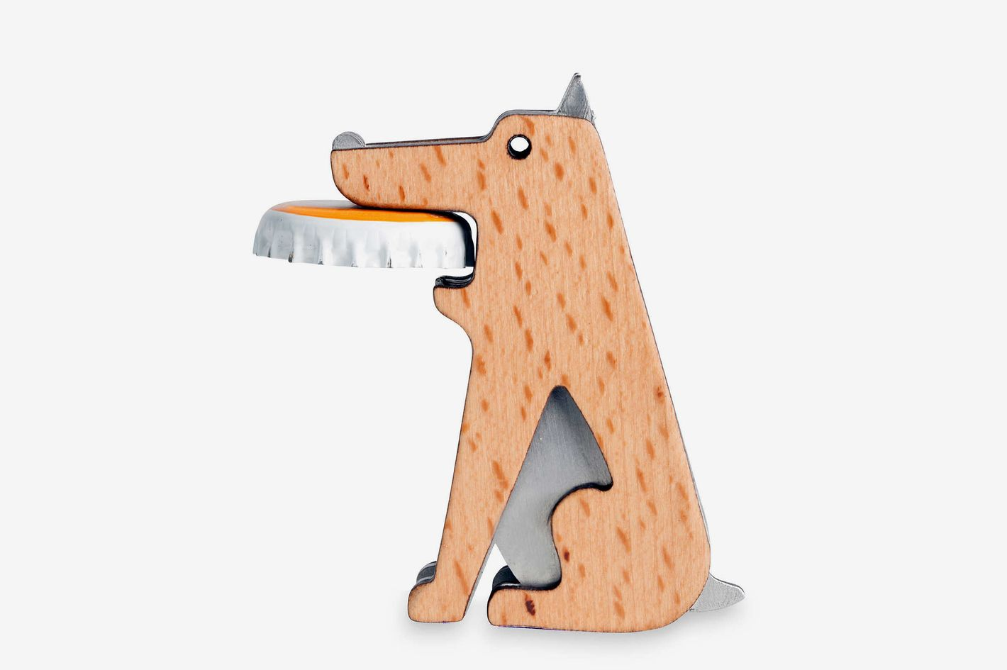Kikkerland Design Dog Bottle Opener