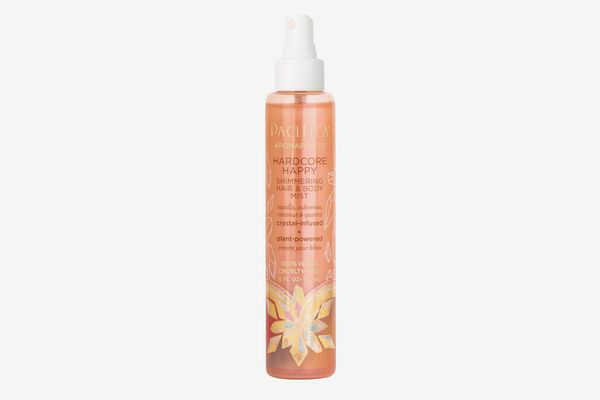 Hardcore Happy Aromapower Shimmering Hair and Body Mist