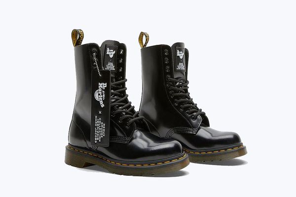 Dr. Martens x Marc Jacobs Leather Boot