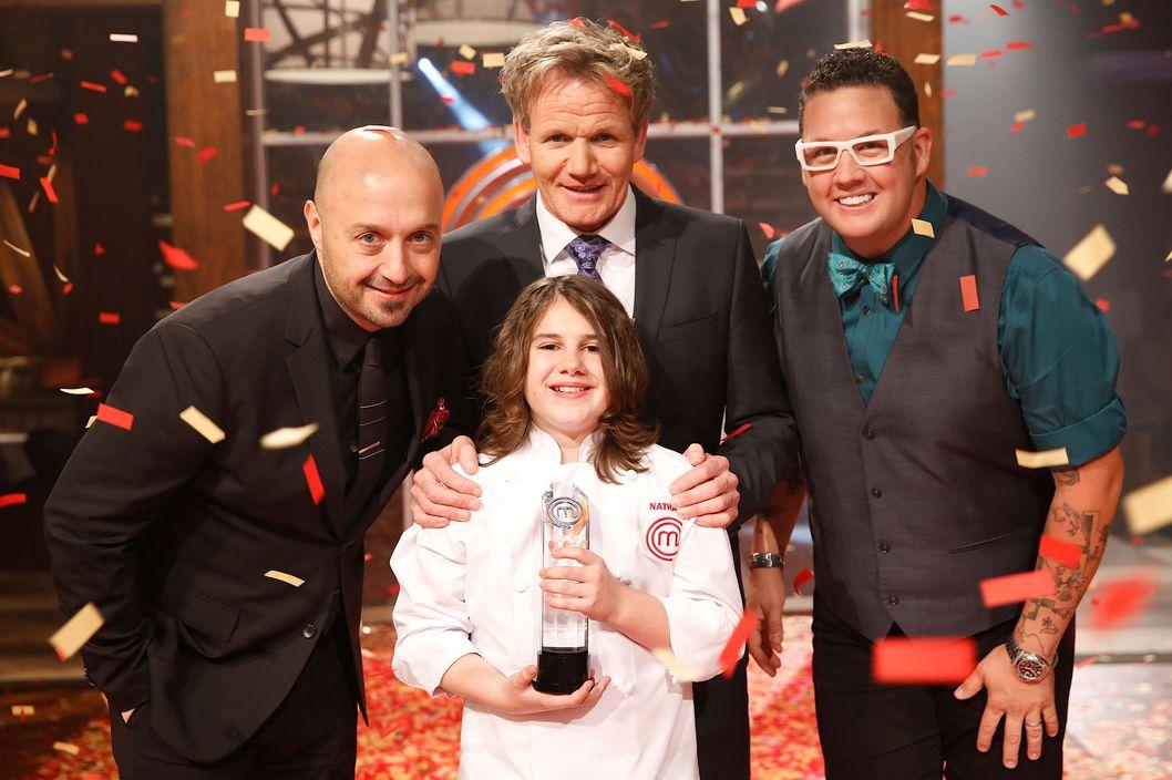 Masterchef Junior Names Its Latest Adorable Winner Grub